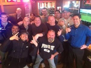 group at ft ben pub